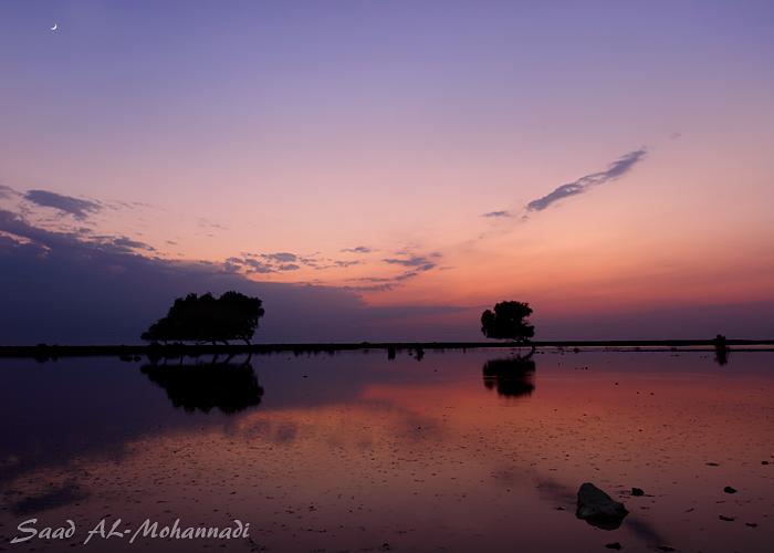 Qaf_sunset